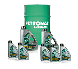 Motorcycle Libricant - Petronas Oill